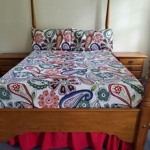 Portsmouth Home Lizzie quilt set